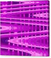 MoveOnArt Abstract Waves And Light Six Canvas Print