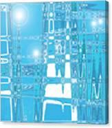 Moveonart Energy Efficient Growth Factor Canvas Print