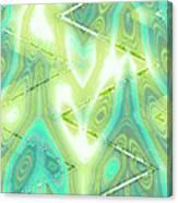 Moveonart Have A Heart Art 4 Canvas Print