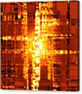 Moveonart Nuclear Catastrophe 1 Canvas Print