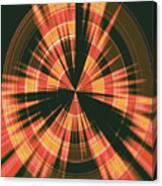 Moveonart Spiritual Radar Canvas Print