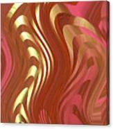 Moveonart Spiritual Transformation 1 Canvas Print