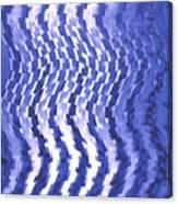 Moveonart Urban Waves 2 Canvas Print