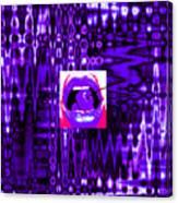 Moveonart Visualtherapytime03apr Canvas Print
