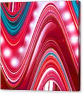 Moveonart Wave Of Enlightenment Three Canvas Print