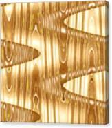 Moveonart Waves Of Enlightenment 2 Canvas Print