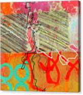 Moving Through 7 Canvas Print