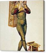 Mozart: Magic Flute, 1791 Canvas Print