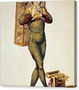 Mozart: Magic Flute, 1791 Canvas Print