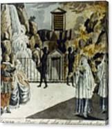 Mozart: Magic Flute Canvas Print