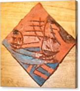 Mpeeka - Tile Canvas Print