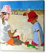 Mr. Sandman Canvas Print