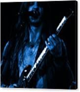 Mrmt #71 Enhanced In Blue Canvas Print
