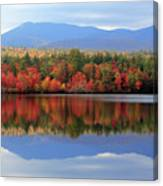 Mt. Chocorua Reflections I Canvas Print