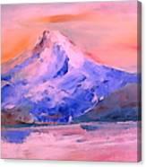 Mt Hood 04 Canvas Print