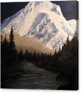 Mt Hood Canvas Print