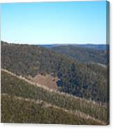 Mt Hotham In Early April Canvas Print