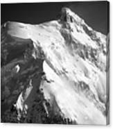 Mt Hunter Summit Canvas Print