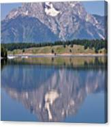 Mt. Moran Canvas Print