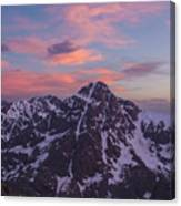 Mt. Of The Holy Cross Vertical Canvas Print