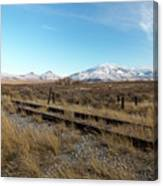 Mt Putnam Canvas Print