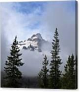 Mt. Rainer Canvas Print