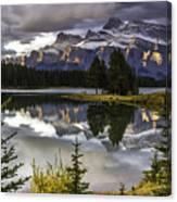 Mt. Rundell  Canvas Print