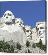 Mt. Rushmore Canvas Print
