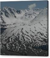 Mt. Saint Helens Canvas Print
