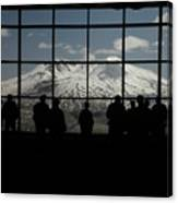 Mt. Saint Helens..an Active Valcano Canvas Print
