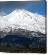 Mt. Shasta Photograph Canvas Print