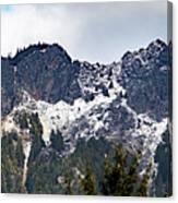 Mt. Si South View Canvas Print