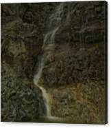 Mt St Benidict Waterfall Canvas Print