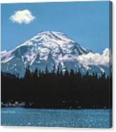 Mt. St. Helens 1975 Canvas Print