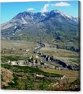 Mt. St. Helens 2005 Canvas Print