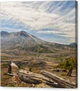 Mt St Helens Canvas Print