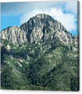 Mt. Wrightson Summit Canvas Print