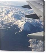 Mt.fuji Canvas Print