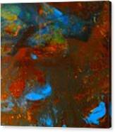 Muddy Water Canvas Print