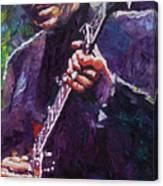 Muddy Waters 4 Canvas Print