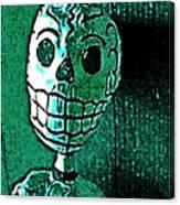 Muertos 4 Canvas Print