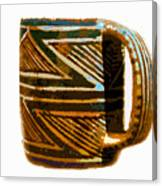 Mug Of The Anasazi Canvas Print