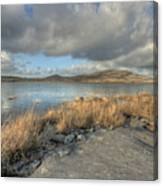Mullaghmore View Canvas Print