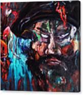 Mullah Madness Canvas Print