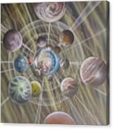 Multiverse 582 Canvas Print