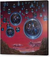 Multiverse 6 Canvas Print