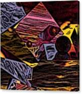 Multiverse II Canvas Print
