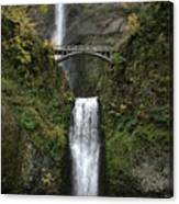 Multnomah Falls 1 Canvas Print