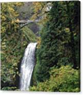 Multnomah Falls 3 Canvas Print