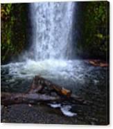 Multnomah Falls 5 Canvas Print